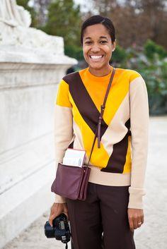 Tamu McPherson | #tamumcpherson #alltheprettybirds #streetstyle #blogger #bloggothek