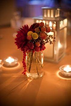 Fall Wedding at Strawberry Farms