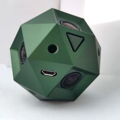 Sphericam V2 - Green