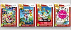 Nintendo Selects Todos los juegos que marcaron historia en la anterior generación de consolas están disponibles para Wii U.