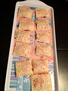 Mini Raspberry Pop Tarts Recipe