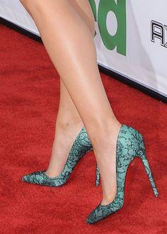 christians, fashion, green lace, green heel, pump