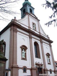 Franziskaner Klosterkirche am Frauenberg Kloster
