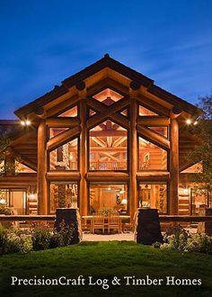 PrecisionCraft Log Homes