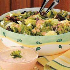 Thousand Island Salad Dressing