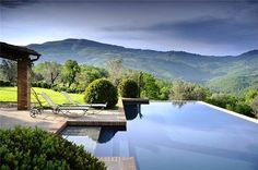 Pool at an Italian villa!