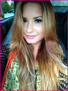 Demi Lovato Blonde.... She looks great in anything!