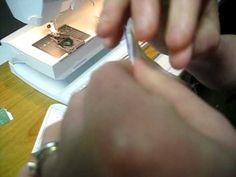 Mariner's Compass Piecing