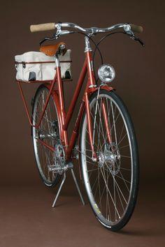 Vanilla Bicycles - The Bikes
