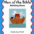 Men of the Bible game freebie