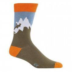 Men's Summit Crew Socks