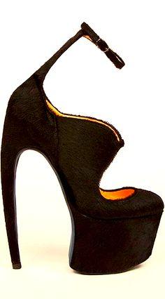 #Stunning Women Shoes #Shoes Addict #Beautiful High Heels #Wonderful Shoes #Shoe Porn    Mugler #dental #poker