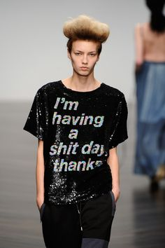 Thanks for asking. And I NEED THIS SHIRT!!!