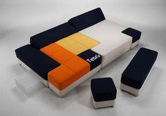Tetris Couch
