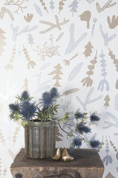 2014 Wallpaper from Juju Papers | Design*Sponge
