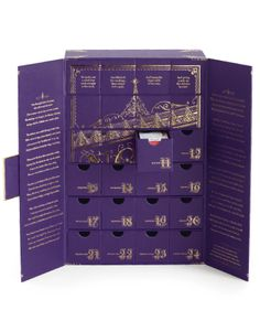 Haut-Chocolat Calendar of Advent - a new chocolate for every day until xmas!