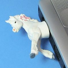 Handmade Gifts | Independent Design | Vintage Goods Unicorn USB Flash Drive