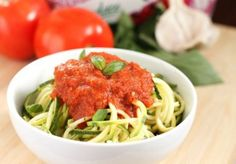 Roasted Red Pepper and Herb Marinara Sauce by Eat Spin Run Repeat