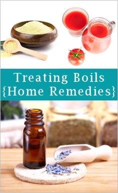 How To Treat, Soothe & Bring Boils To A Head