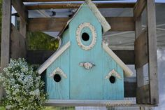 Love the bird house