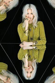ManiaMania's stunning ad campaign. 2012