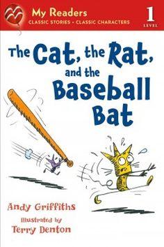 ER GRI. What happens when a cat meets a rat with a baseball bat?
