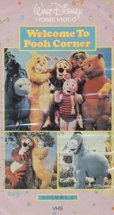 Welcome To Pooh Corner Rememberedby Landon H