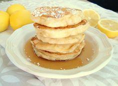 <3 Lemon Souffle Pancakes