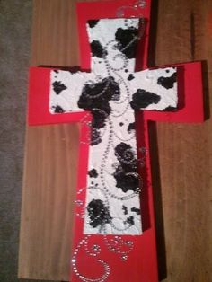 DIY Stackable Wooden Cross 2