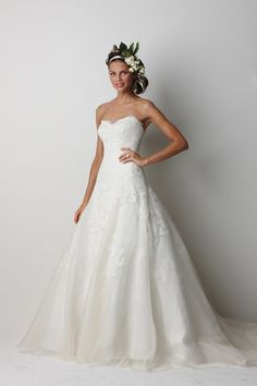 lovely gown by Watters