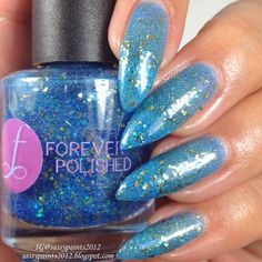 Sassy Paints: Forever Polished: Fairy Lights from the It's A Fairy World Collection