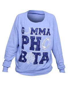 Gamma Phi Beta sweatshirt