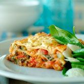 Low-Fat, Low-Cal, Low-Fat Lasagna!