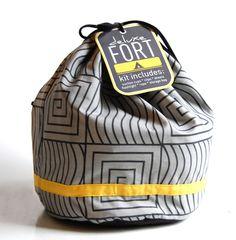 Fort kit. Love. Love. Love.