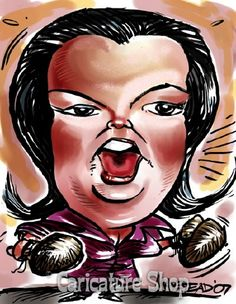 Rosie O'Donnell  (by Rob Maystead)