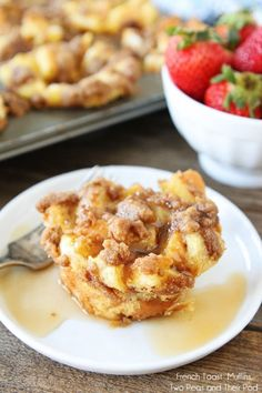French Toast Muffins || 10 back-to-school breakfast ideas | #BabyCenterBlog