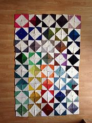 Ravelry: Triangles, Diamonds, & Squares, Oh my! pattern by Grace Akhrem
