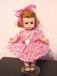 """Ginny """"Pretty in Pink""""-Vogue Doll"""