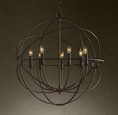 From Restoration Hardware,