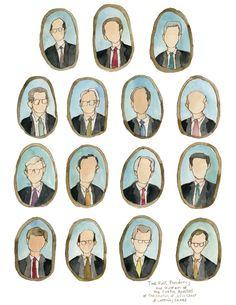 LDS Mormon Prophet and Apostles poster    www.MormonLink.com  #LDS #Mormon #SpreadtheGospel