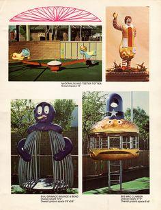 McDonalds Playland.