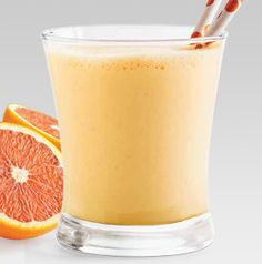 Move over orange juice! Blend up a Tropical Banana Smoothie for breakfast tomorrow morning.