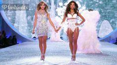 Victoria's Secret Fashion Show 2013 2014 HD ft Taylor Swift, Fall Out Boy, Neon Jungle | FashionTV