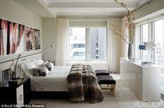 Ivanka Trump's bedroom