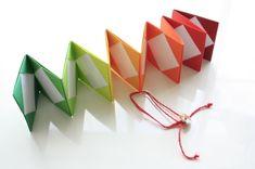 Unit Origami photo album