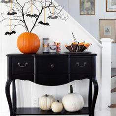 25 Halloween display ideas