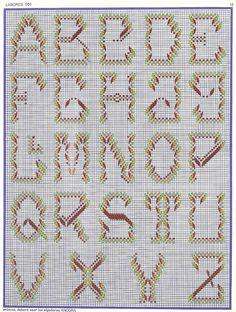 ABC Alphabet Vagonite - Punto Yugoslavo