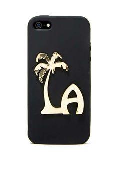 LA Palms iPhone 5 Case