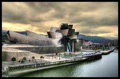 Guggenheim Museum. Bilbao