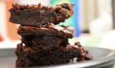 low fat brownies - great blog